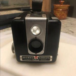 Brownie Hawkeye Flash Camera